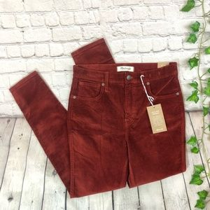 Corduroy Pants (NWT)